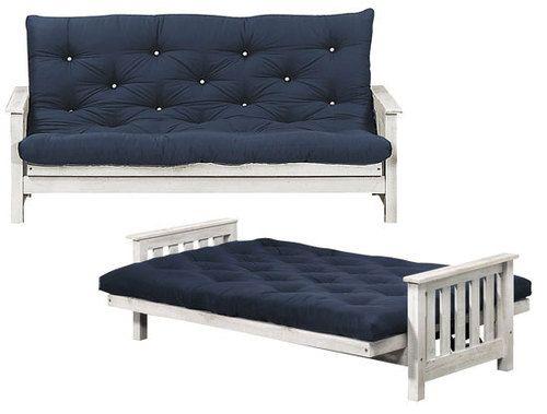 Charlene Sleeper Couch with futon mattress