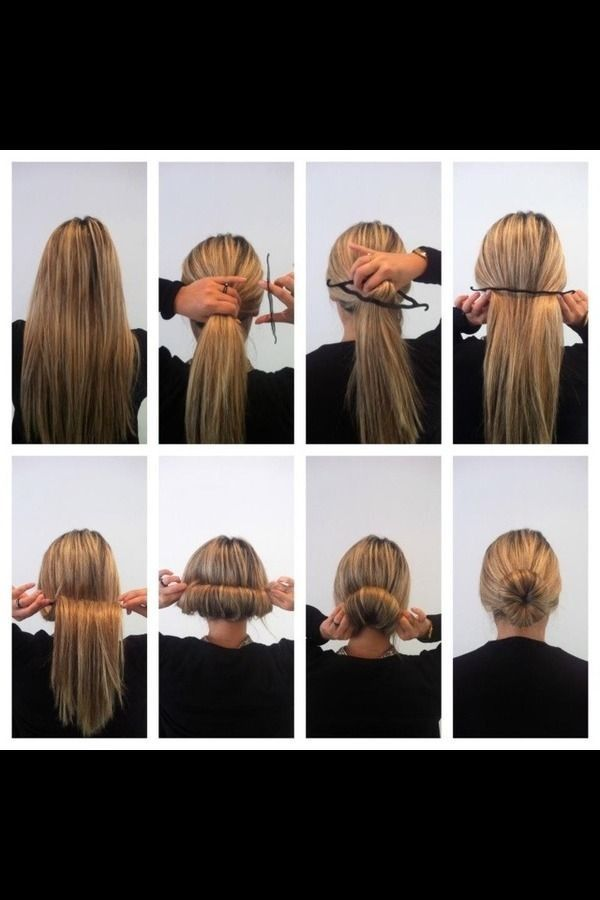 Marvelous 1000 Images About Cool Easy Hairstyles On Pinterest Braid Buns Hairstyle Inspiration Daily Dogsangcom