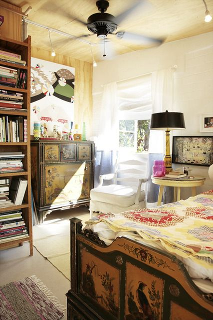I Love Pretty Much Everything About This Eclectic Home