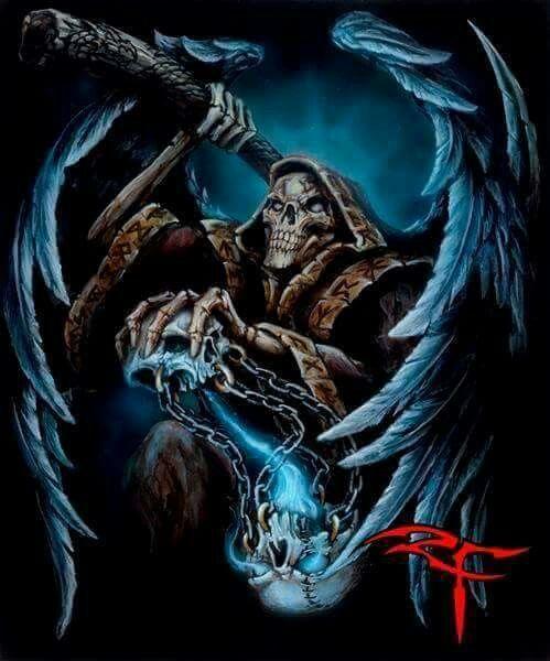 Blue Reaper