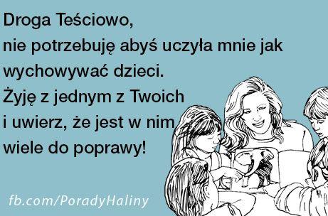 Niech żyją teściowie:-)