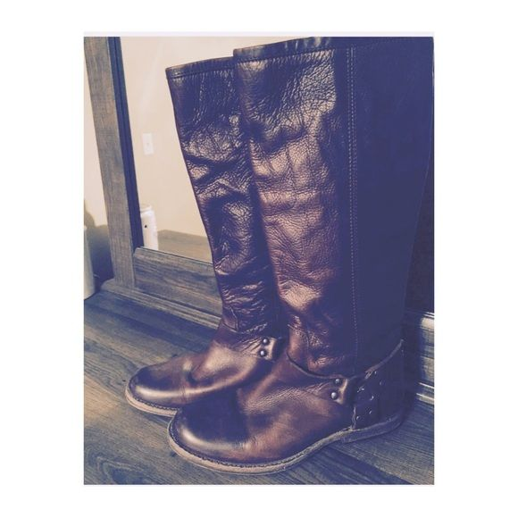 1000+ ideas about Frye Riding Boots on Pinterest | Brown