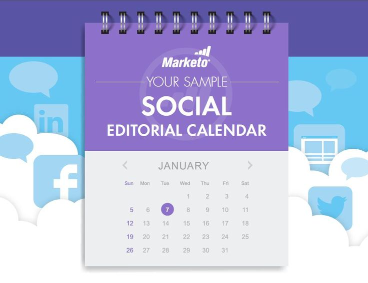 Best Editorial Calendar Images On   Inbound Marketing