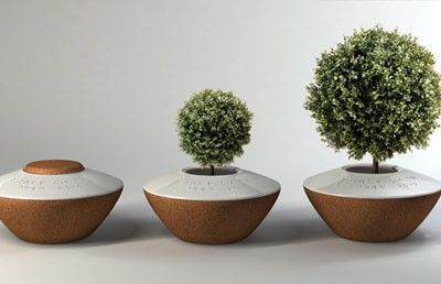 Poetree: A Funeral Urn That Lets You Plant A Tree From Ashes..seems like a cool idea