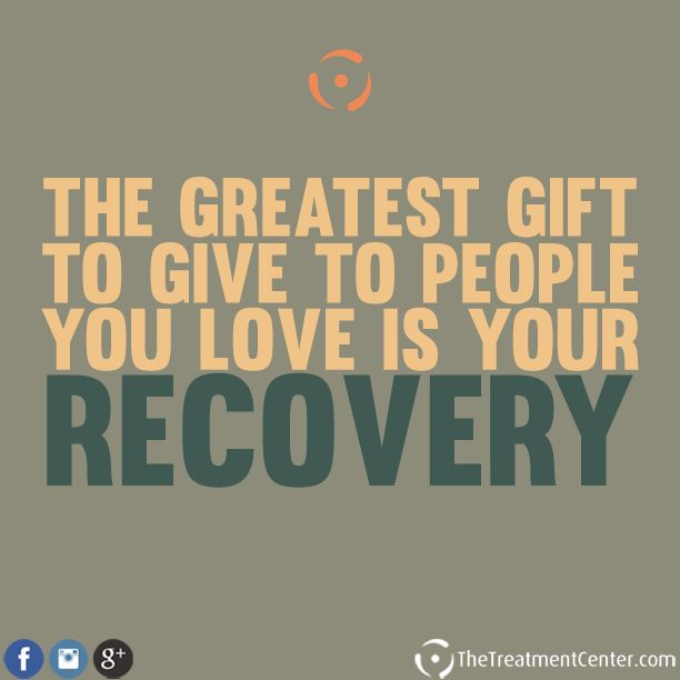 Quotes About Loving An Addict: The Greatest Gift To Give To People You Love Is Your