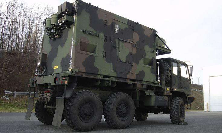 M1078 M1081 S 280 Shelter 1 72 Projet M1078