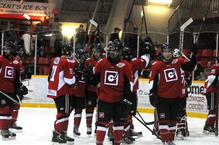 Merritt Centennials - our team!