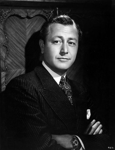 """Robert Young: """"Father Knows Best""""-Silver Screen Star/Movie"""