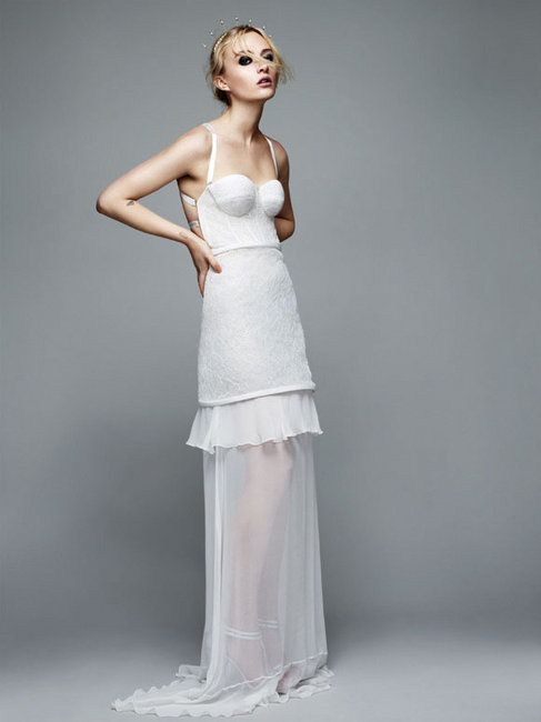 Dress : Exclusive: Richard Nicoll x Topshop Bridal Interview | Fashion Magazine | News. Fashion. Beauty. Music. | oystermag.com