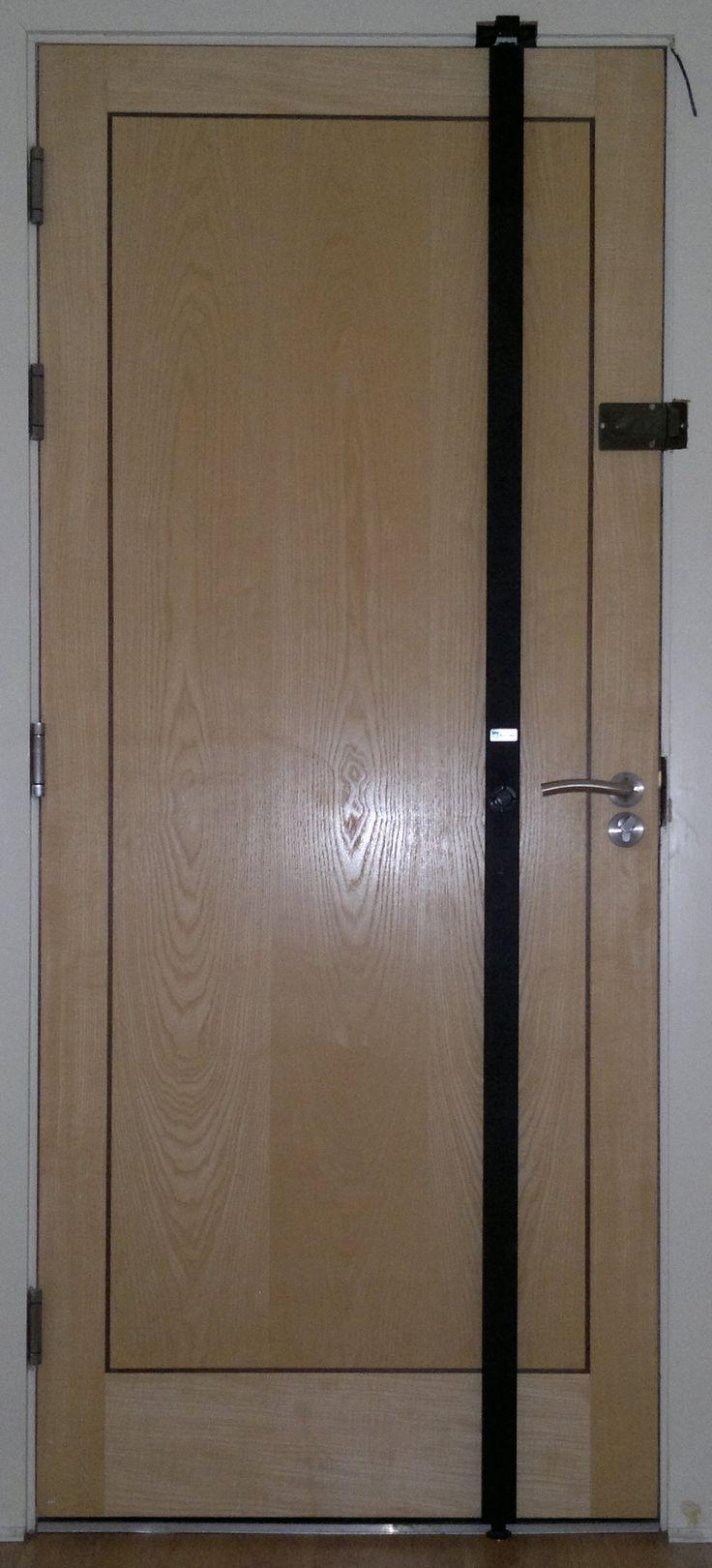 Apartment Door Security Bar