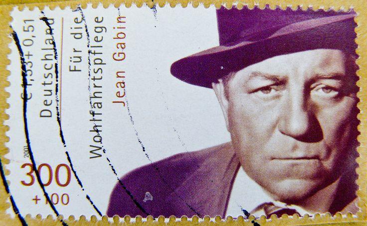 Jean Gabin 1904 à 1976, l'acteur français