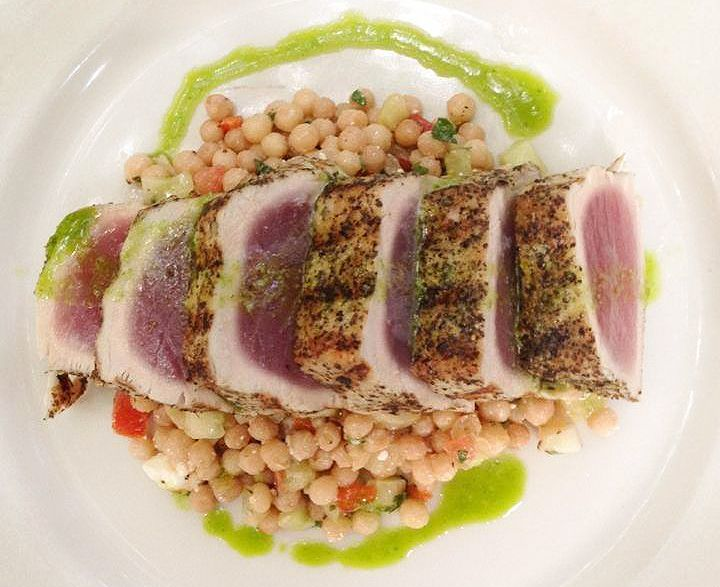 New favorite dish added by Contributing Chef Michelle Berstein of Michy's. #Fresh #whole #fish #simply #grilled from Mandolin Aegean Bistro. #seafood #healthy #mediterranean #oliveoil #lemon #oregano #simple #lunch #dinner #eat #hungry #food #instagood #yummy #miami #chefsfeed