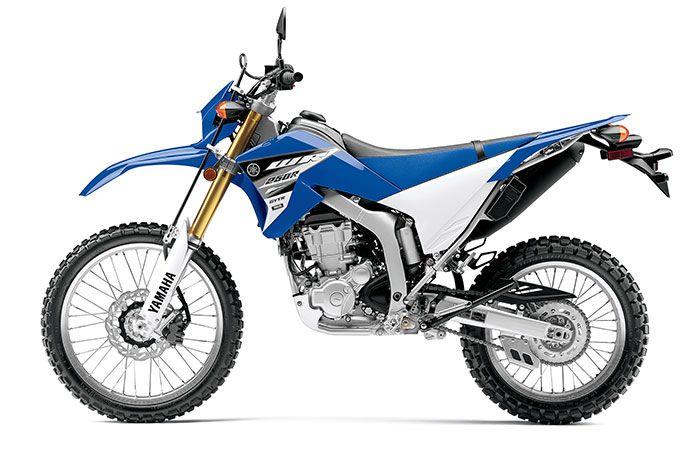 Yamaha dual sport motorcycles 2015 yamaha wr250r wolf for Yamaha dual sports