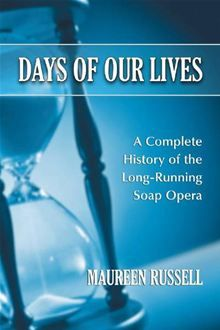 On November 8, 1965, Days of Our Lives debuted on NBC. The show overcame a rocky beginning to become one of the best-loved and longest running soap operas on daytime television.For 30 years, the story…  read more at Kobo.