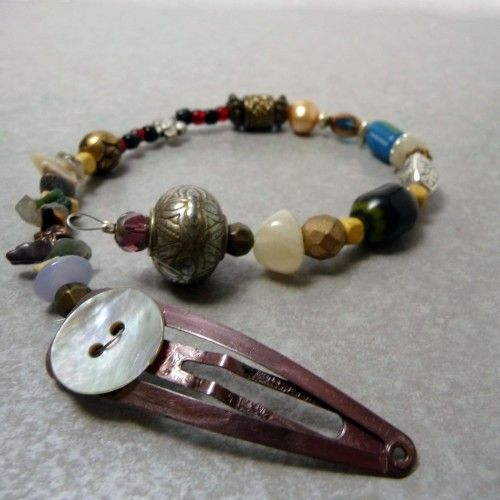 Pirate Hair Jewel   Shealynns-Faerie-Shoppe - Accessories on ArtFire