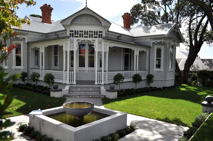 Auckland Villa.