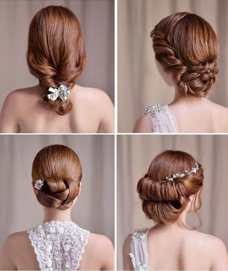 tutorial acconciature capelli raccolti - Cerca con Google