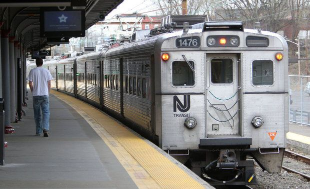 19 Best Nj Transit Images On Pinterest Buses Busses And