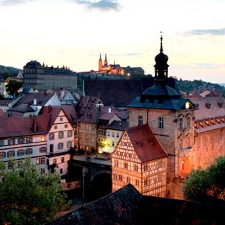 Oude binnenstad van Bamberg ©Bamberg Tourismus und Kongress Service
