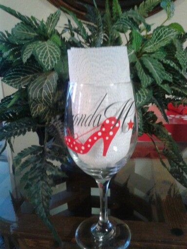 Best Wine Glass Decals Images On Pinterest Vinyl Decals - Wine glass custom vinyl stickers
