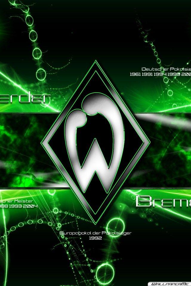 Werder Bremen Hintergrundbild 640x960 Iphone Kostenlose