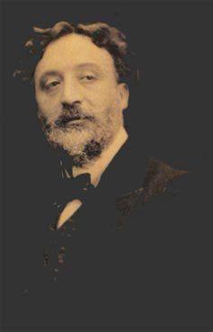 Hector Guimard (1867-1942) arhitect francez
