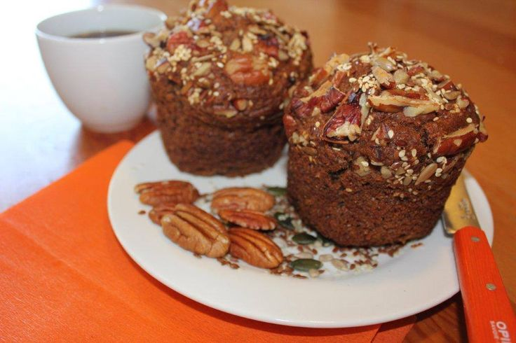 Montagu Dried Fruit & Nuts Muffins. Click on the link for more recipes: http://tinyurl.com/Montagu-Recipes