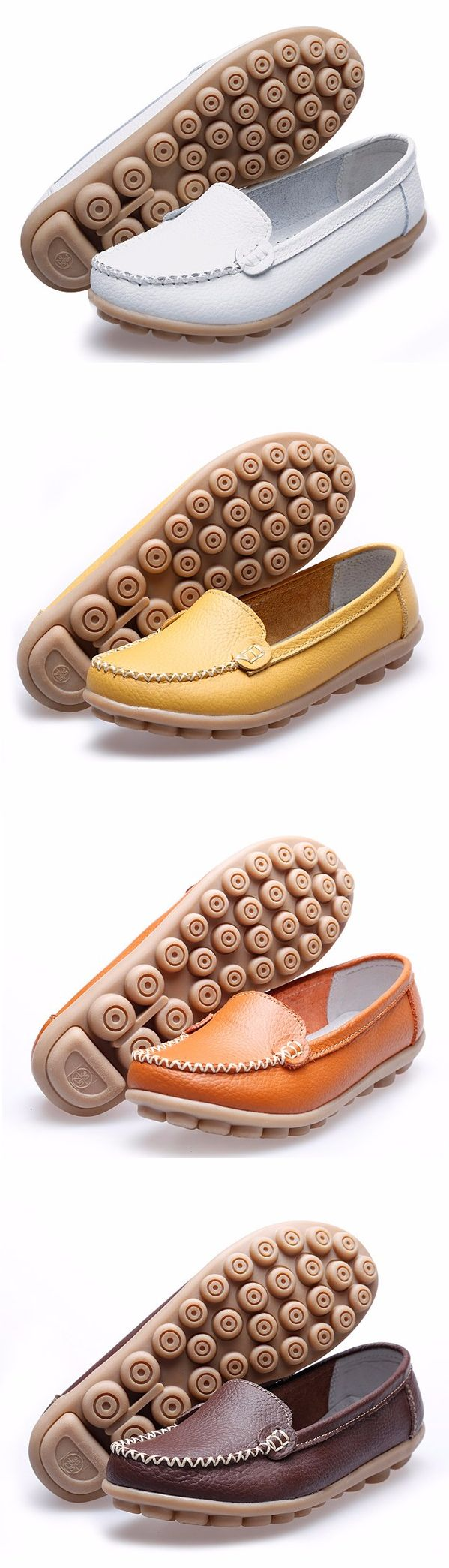 US$15.56 Casaul Soft Sole Pure Color Slip On Flat Shoes Loafers https://twitter.com/ecosmcognm/status/903781951131140096