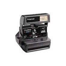 Poloroid Camera. I loved when Mama would let me play with ours!