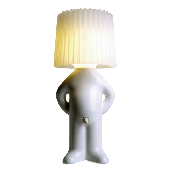 happy lamp