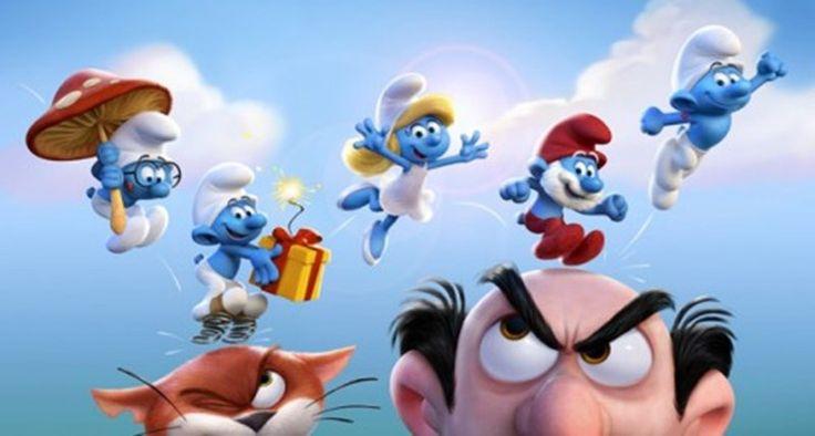 """Confira o primeiro teaser da animação """"Os Smurfs: A Vila Perdida"""""""