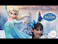 Laço Elsa - Princesas Disney - YouTube