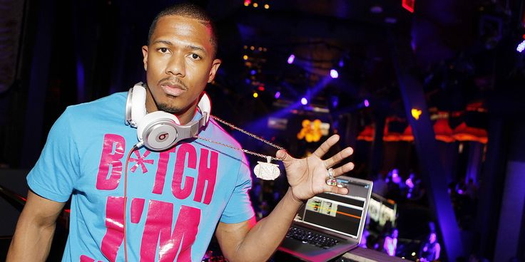 nick cannon dj Wallpaper HD Wallpaper