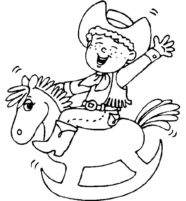 cowboy coloring cowboy coloring pages 2 cowboy coloring pages 4