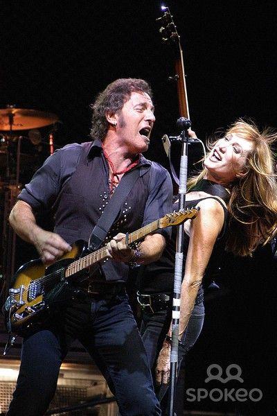 Bruce Springsteen on Pinterest | Patti D'arbanville, Boss ...