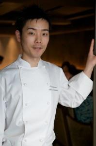 Chef Shuzo Kishida - Quintessence Restaurant Tokyo
