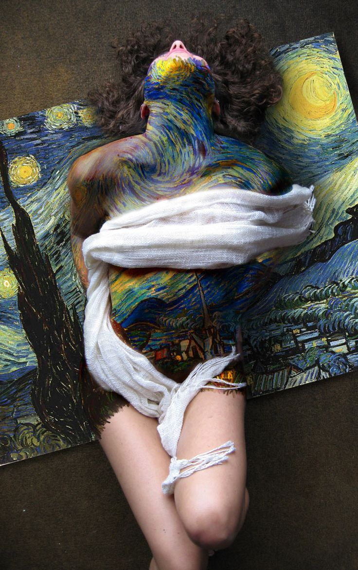 The Craziest Body Painting You Will Ever See…. | UnMotivating
