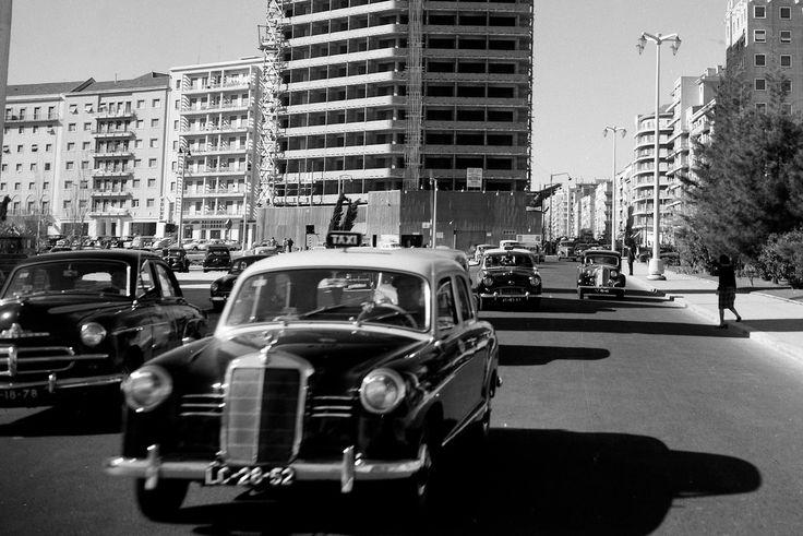Táxis, Lisboa - Praça de Londres(1965)