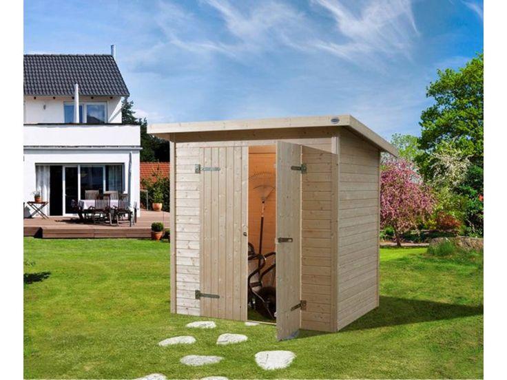 die besten 25 gartenhaus holz flachdach ideen auf pinterest gartenhaus flachdach modern. Black Bedroom Furniture Sets. Home Design Ideas
