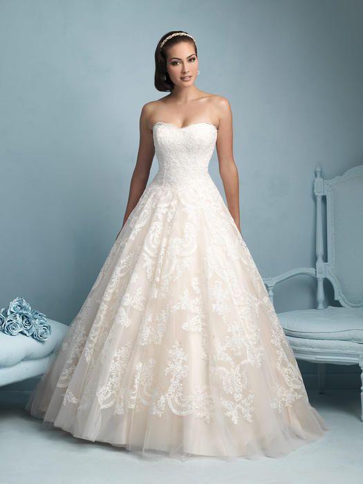 Allure Bridals 9217 Allure Bridal Glitz Bridal, Prom, Pageant and Formal Store - Nashville, TN!
