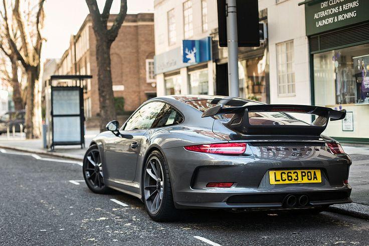 Porsche 911 GT3, I would toooootally...