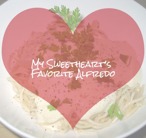 """MY SWEETHEART'S FAVORITE"" ALFREDO 1 cup raw cashews  2 tablespoons raw pine nuts  1 1/2 cups water  4 teaspoons fresh lemon juice  1 teaspoon minced garlic  1/16 teaspoon ground nutmeg  1 1/2 teaspoons salt  1/2 teaspoon freshly ground black pepper, plus more to taste  4 cups cooked fettuccine (or other pasta of your choice)  3 tablespoons freshly minced parsley"