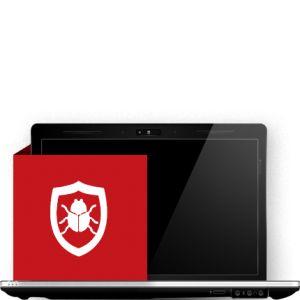 Αφαίρεση ιών laptop