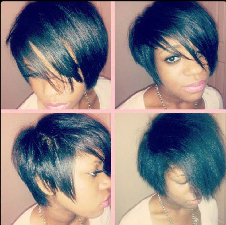 Fun Cut, haircut, shorthair - Katina's creations