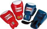 Paffen Sport Competition Boxing Gloves Blue-white Competition Boxing Gloves Blue-white Gloves with white hitting surface, takes the toughest use. These fighting gloves are AIBA/DABV (German Amateur Boxing Assoc.) teste (Barcode EAN = 4006592547479). http://www.comparestoreprices.co.uk/boxing-equipment/paffen-sport-competition-boxing-gloves-blue-white.asp