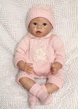 Amazon Com Realistic And Lifelike Reborn Baby Doll Very