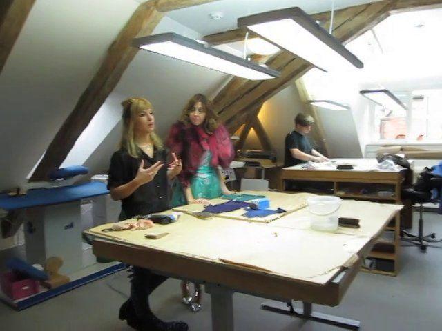 ARGENTINE TEACHER AND STUDENTS VISIT KOPENHAGEN FUR http://www.wearefur.com/our-trade/fur-futures/blog/argentine-teacher-and-students-visit-kopenhagen-fur #fur