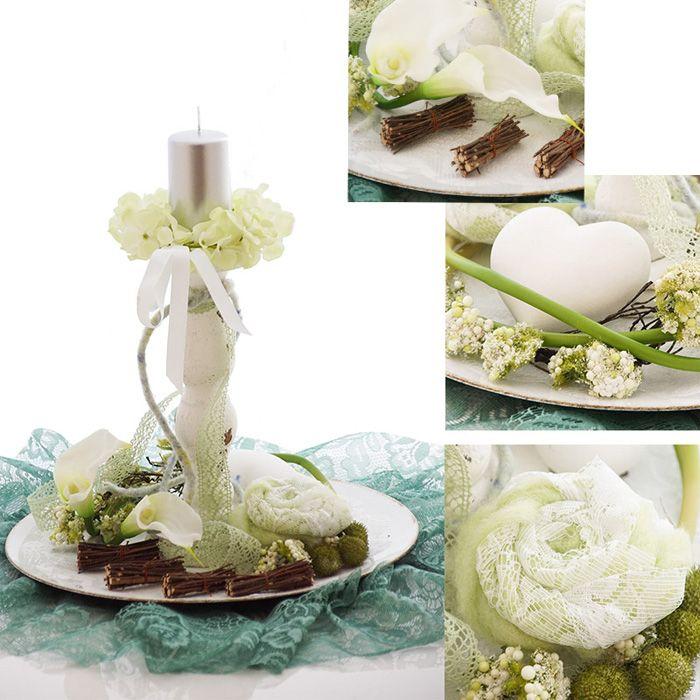 Kerzenstander Zur Hochzeit Dekorieren Vintage Style Dekorieren Kerzenstander Hochzeitstisch