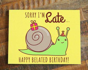 "Funny Birthday Card ""Happy Birthday to my Significant Otter"" – Cute Birthday Card for Husband Wife Boyfriend Girlfriend, bday card, Pun Card"