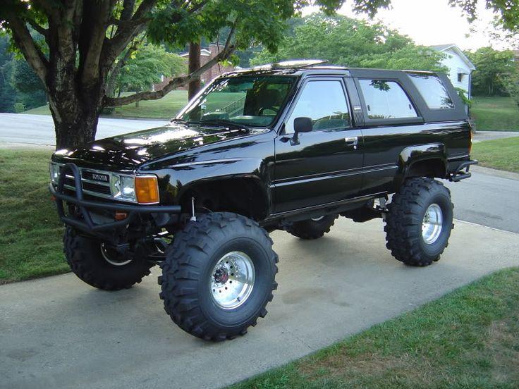 1985 Build thread -- Tyrone - Toyota 4Runner Forum